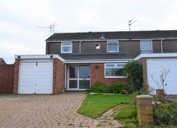 Thumbnail 3 bed mews house for sale in Kinross Close, Nuneaton