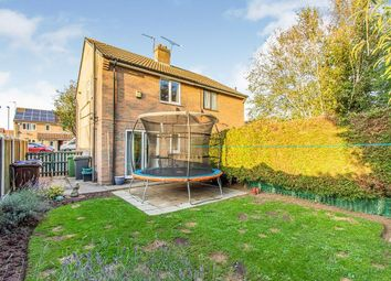 Thumbnail 2 bedroom semi-detached house for sale in Millfield Drive, Camblesforth, Selby