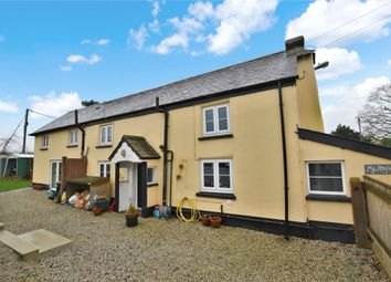 Thumbnail 3 bed link-detached house for sale in Highampton, Beaworthy, Devon