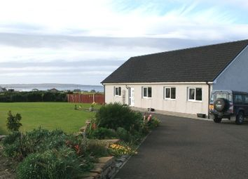 Thumbnail 4 bed bungalow for sale in Okolnir, Huna, Caithness