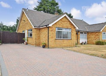 Thumbnail 3 bed semi-detached bungalow for sale in Rede Wood Road, Maidstone, Kent