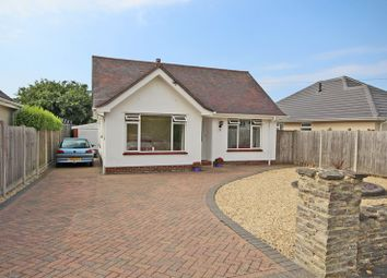 Thumbnail 2 bed detached bungalow for sale in Hengistbury Road, Barton On Sea, New Milton