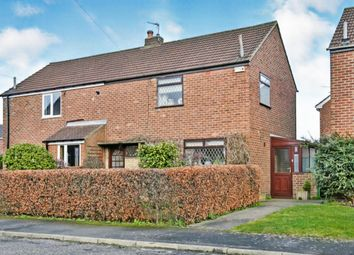 Thumbnail 2 bed semi-detached house for sale in Park House Close, Sherburn Village, Durham