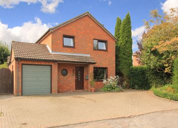 Keepers Close, Cheddington, Leighton Buzzard LU7. 4 bed detached house