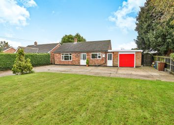 Thumbnail 2 bed detached bungalow for sale in Litcham Road, Mileham, King's Lynn