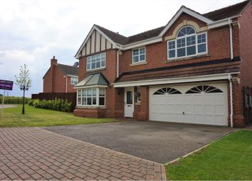 Thumbnail 5 bed detached house for sale in Ouse Way, Snaith, Goole