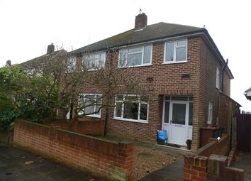 Thumbnail 4 bed semi-detached house for sale in Watling Street, Strood, Rochester, Kent