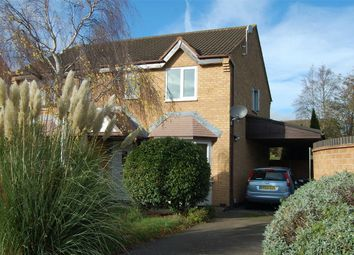 Thumbnail 3 bed semi-detached house to rent in Elter Water, Huntingdon