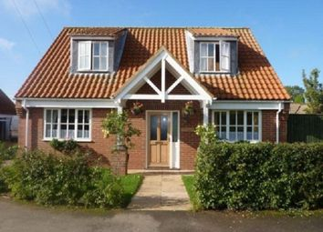Thumbnail 3 bed detached house to rent in Enfield Road, Donington-On-Bain, Louth