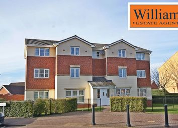 Thumbnail 2 bed flat for sale in Cider Press Drive, Hereford