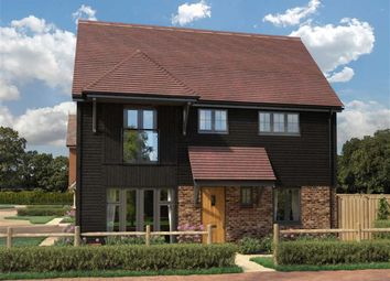 Thumbnail 3 bed link-detached house for sale in Littlebourne Road, Canterbury, Kent