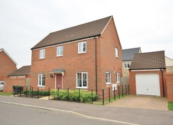 Thumbnail 3 bed property to rent in Brambling Lane, Cringleford, Norwich