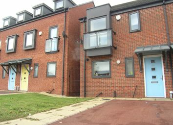 Thumbnail 3 bedroom semi-detached house for sale in Humphries Road, Wolverhampton