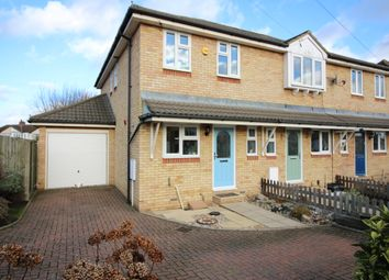Thumbnail 2 bed end terrace house for sale in Charminster Road, Worcester Park
