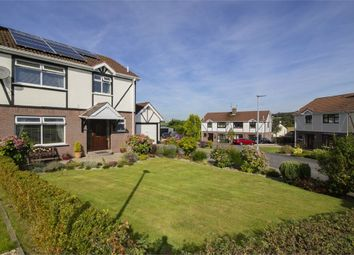 Thumbnail 3 bed semi-detached house for sale in Millbrook Park, Artigarvan, Strabane, County Tyrone