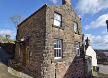 Thumbnail 1 bed cottage for sale in Sun Lane, Crich, Matlock, Derbyshire