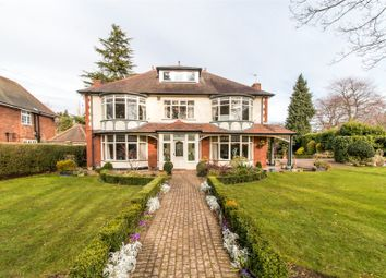 Thumbnail 6 bed detached house for sale in St. Wilfrids Road, Bessacarr, Doncaster