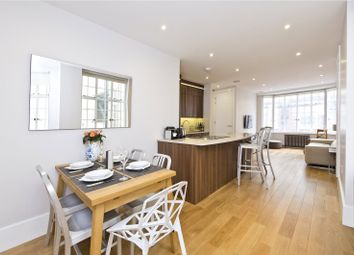 Thumbnail 2 bedroom property to rent in St Mary Abbots Court, Warwick Gardens, London