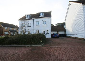 Thumbnail 4 bed semi-detached house for sale in Eversleigh Rise, Whitstable, Kent
