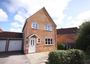 Thumbnail 3 bed detached house for sale in John Bunyan Close, Whiteley, Fareham