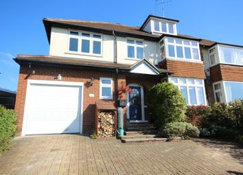 Thumbnail 4 bedroom semi-detached house to rent in Lower Luton Road, Wheathampstead, Hertfordshire