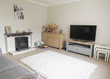 Thumbnail 2 bedroom detached bungalow for sale in St Pauls Road North, Walton Highway, Wisbech