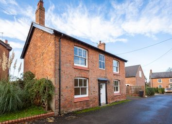 Thumbnail 3 bed detached house to rent in Church Street, Ightfield, Whitchurch, Shropshire