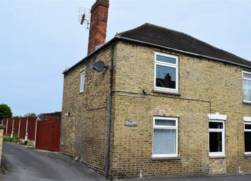 Thumbnail 2 bed cottage for sale in Vicarage Road, Wrawby, Brigg
