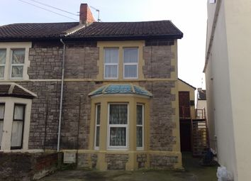 Thumbnail 2 bedroom flat to rent in George Street, Weston Super Mare