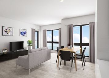Thumbnail 2 bed flat for sale in South Coast Road, Peacehaven
