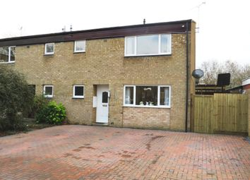 Thumbnail 3 bed semi-detached house for sale in Bunsty Court, Stony Stratford, Milton Keynes