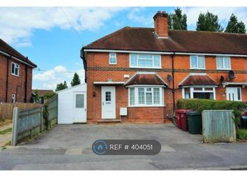 Thumbnail 3 bed end terrace house to rent in Callington Road, Reading