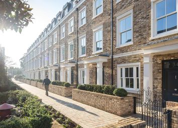 Thumbnail 4 bedroom town house for sale in Burlington Lane, Chiswick, London