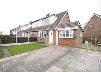 Thumbnail 3 bed end terrace house for sale in Poplar Avenue, Warton, Preston, Lancashire