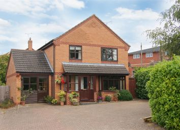 Thumbnail 4 bed detached house for sale in Laurel Close, Thurston, Bury St. Edmunds