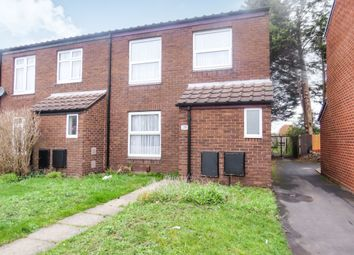 Thumbnail 3 bedroom end terrace house for sale in Farvale Road, Minworth, Sutton Coldfield