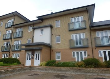 Thumbnail 2 bed flat to rent in Hampden Gardens, Cambridge
