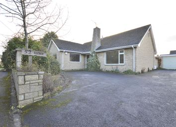 Thumbnail 3 bed detached bungalow for sale in Evesham Road, Bishops Cleeve