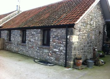 Thumbnail 1 bed barn conversion to rent in Lower Claverham, Bristol