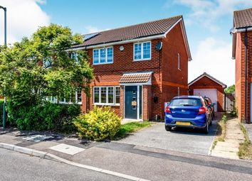 Thumbnail 3 bed semi-detached house for sale in Hornchurch, Havering, Essex