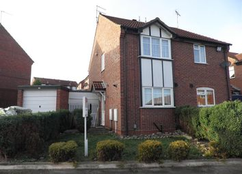 Thumbnail 2 bed semi-detached house to rent in Marlborough Drive, Sydenham, Leamington Spa