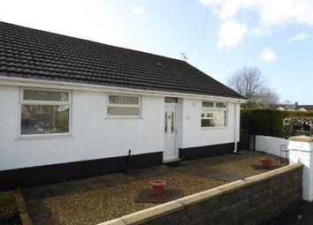 Thumbnail 3 bed semi-detached bungalow for sale in Maes Gwyn, Caerphilly