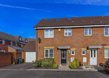 Thumbnail 3 bed property to rent in Ffordd Nowell, Penylan, Cardiff