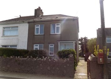 Thumbnail 2 bed semi-detached house for sale in Haul Y Bryn Wick Road, St. Brides Major, Bridgend.