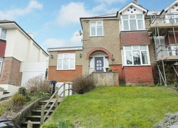 Thumbnail 3 bed semi-detached house for sale in Luckhurst Road, River, Dover