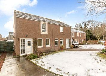 Thumbnail 2 bed semi-detached house for sale in 9 Long Cram, Haddington