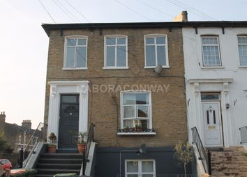 Thumbnail 3 bed flat to rent in Palmerston Road, Forest Gate