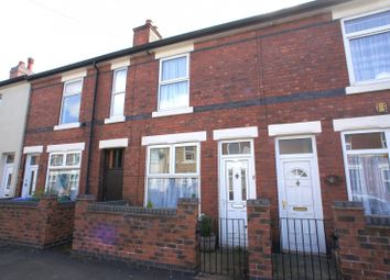 Thumbnail 2 bedroom terraced house to rent in Abingdon Street, Derby