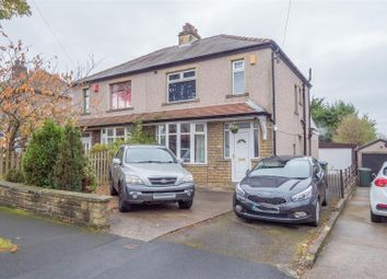 Thumbnail 3 bed semi-detached house for sale in Bolton Drive, Bradford
