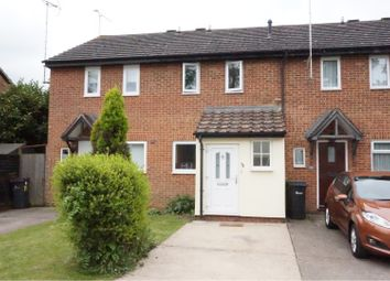 Thumbnail 2 bed terraced house for sale in Skiddaw Close, Braintree